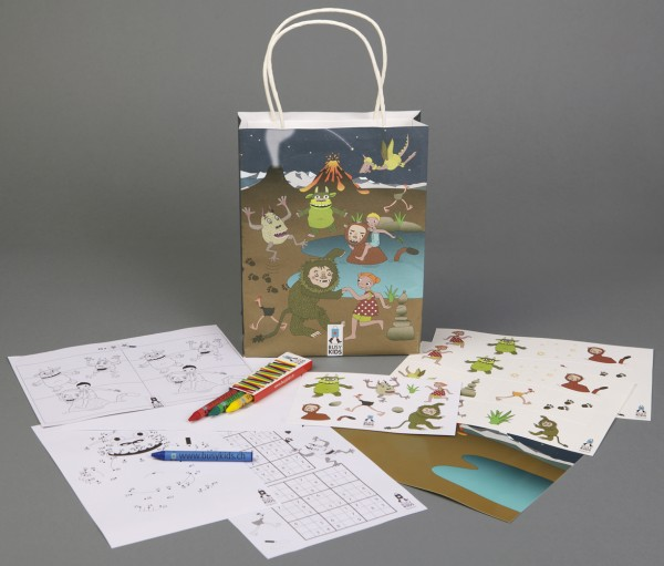 Activity Bags - Einzel: Monster