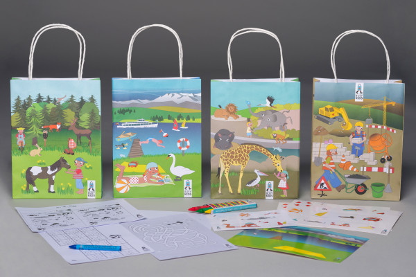 Activity Bags - Paket Design 3 (à 200 Stück)