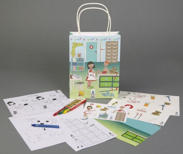 Activity Bags - Einzel: Arztpraxis